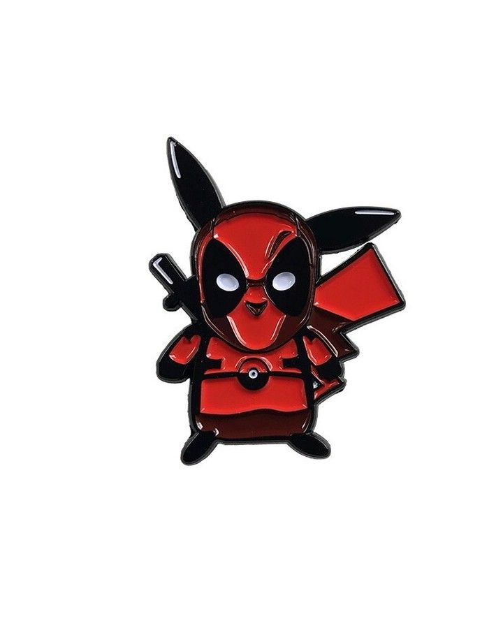 Pikapool pin from @kingofthepin  Cute but deadly!  Buy it through their link in bio!