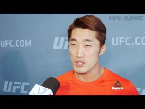 MMA Dong Hyun Kim knows he needs big win, wants Demian Maia after UFC 207