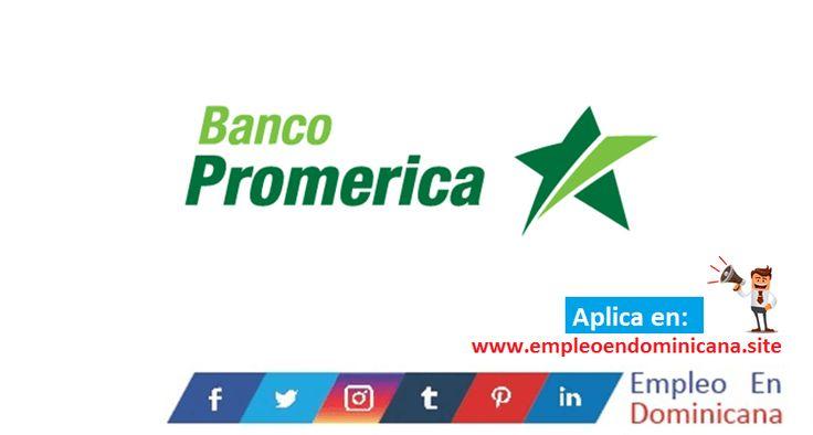 Vacante de empleo en Banco Promerica