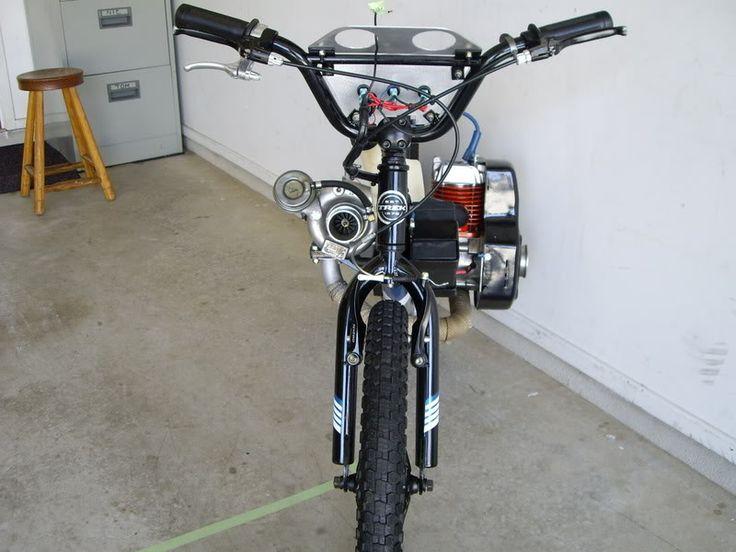 167cc Turbo Bmx Bmx Motorised Motorised Bmx Bikes Motorcycle
