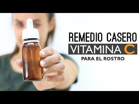Tónico casero para el rostro con vitamina C - Hogarmania