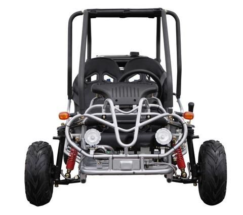 #Kandi 110CC 2-SEATER GO KART KD-110GKG-2. • Remote Control w/Engine Cut-Off Switch, Remote Starter & Alarm • Seat: 2 • Engine Type: single cylinder, 4-stroke, air cooled • Fully Automatic w/3-Speeds #go karts #gokarts #karts #carts #karting #kids #mygokarts