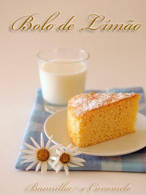 Baunilha e Caramelo: Bolos