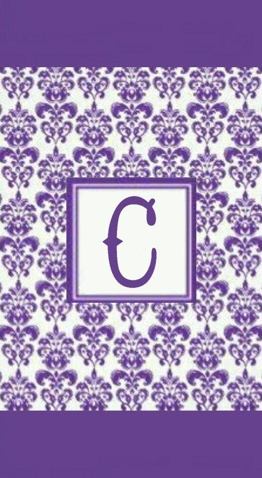 Best The Letter C Images On   Monogram Monogram