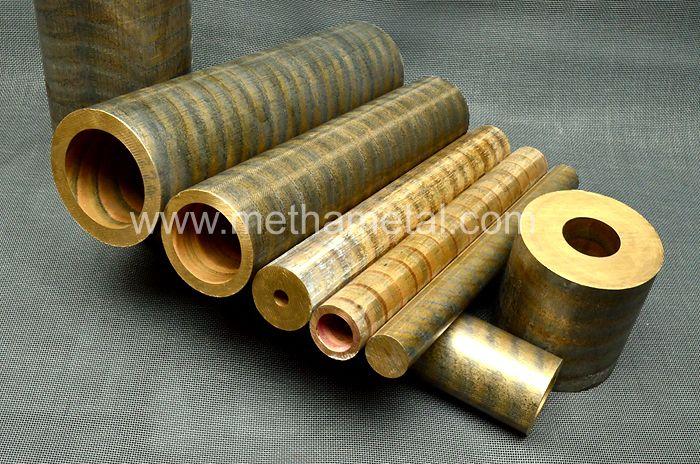 ทองเหลืองลายเสือ,bronze bushing,BC6C,บรอนซ์ทองเหลือง,บู๊ชทองเหลือง,ทองเหลืองหล่อ, alloy