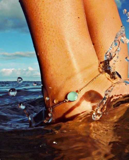 Fancy - Dainty Anklet -- I want an anklet. It'll be my hidden gem! :)