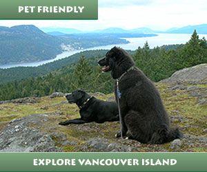 Pet Friendly Vancouver Island Canda