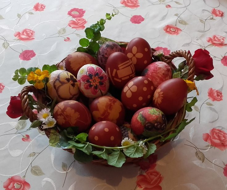 Serbian Orthodox Easter Eggs #serbian #orthodox #easter #eggs #uskrs #vaskrs