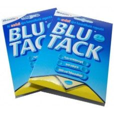Blu Tack gyurmaragasztó - újra használható poszter ragasztó - Bostik gyurma ragasztó - 399Ft