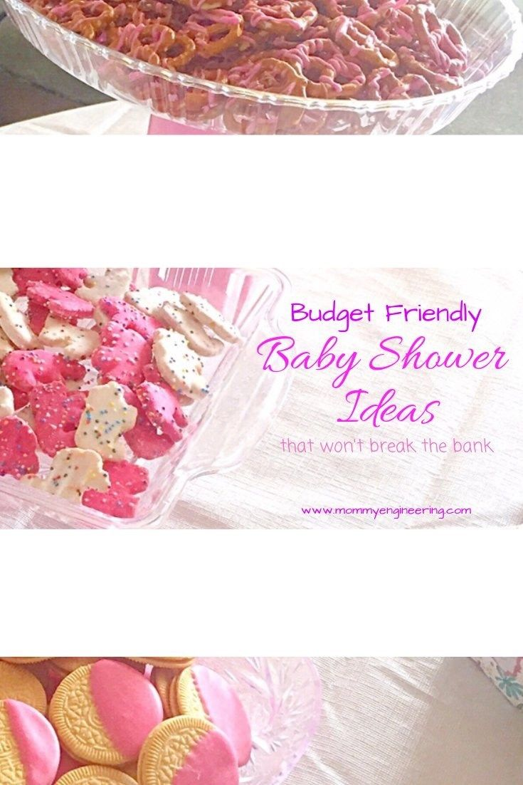 Budget Friendly Baby Shower Ideas that Won't Break the Bank!  Hosting a baby shower soon?  Don't break the bank with these budget friendly baby shower ideas for an adorably cute and elegant party!    #babyshower #babyshowerideas #partyplanning #frugal #budgetfriendly #expectingmom #pregnancy #momtobe