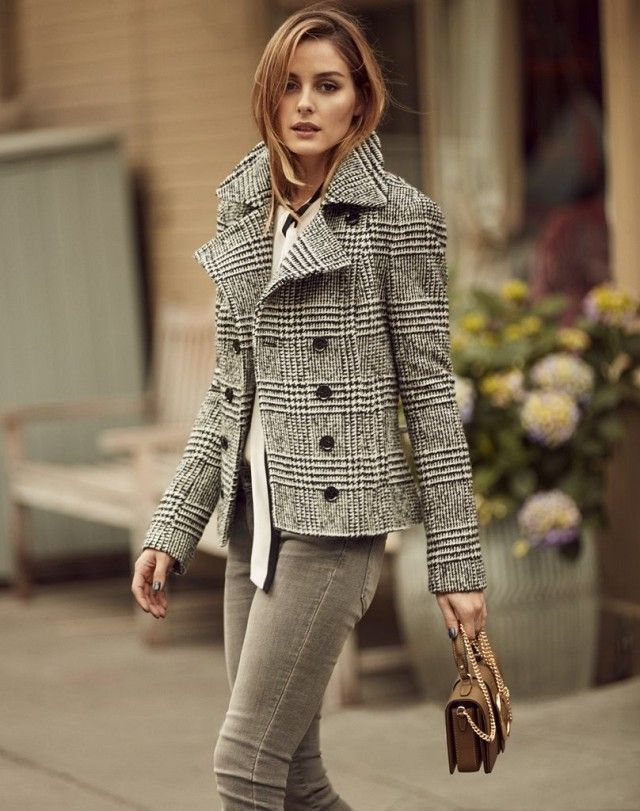 The Olivia Palermo Lookbook : Olivia Palermo For Banana Republic