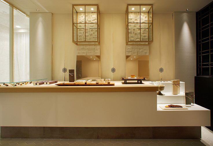 画像 : 洗練された空間―モダンな雰囲気が素敵な和カフェ【東京】 - NAVER まとめ