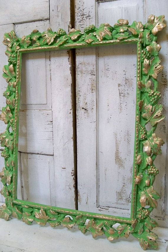 221 best FRAME IT....Frames Handmade and handpainted images on ...