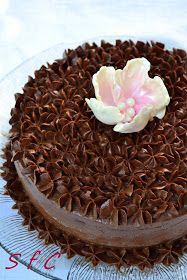 Sugar flowers Creations-Nicky Lamprinou: Sponge cake με σιρόπι, για τούρτα και mini cakes
