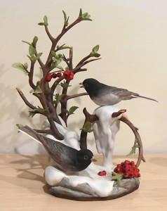 87 Best Porcelain Bird Figurines Images On Pinterest