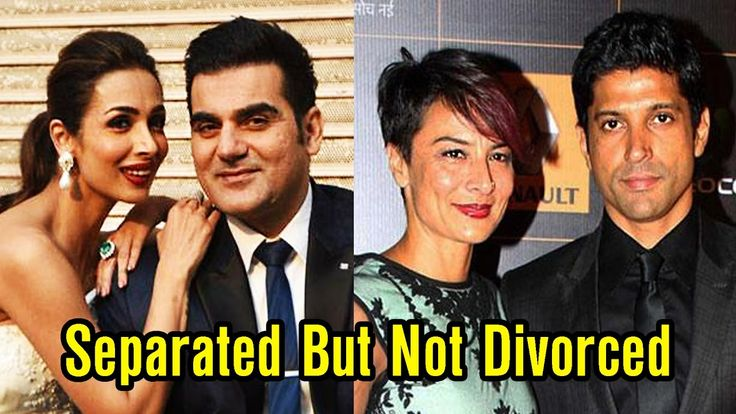 10 Bollywood Love Marriages That Ended in Divorce ...
