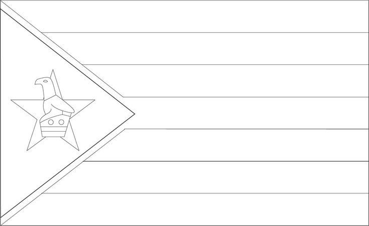 zimbabwe flag coloring page sonlight core c window on the world sonlight core c pinterest kindergarten
