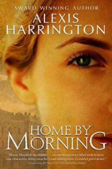 Home by morning The book starts in 1918, the last year of WW1, Jessica, a doctor who worked in New York, come home for a couple of days to vist his sister, on her way to a new job in Seattle. While she is in town the spanish epidemic, break out in all it's violence. So she start to take care of all the ill people in town, and tries to do her best while the official doctor is on it's way.