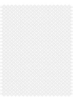 Free Bead Patterns, Blank Fringe Earring Pattern by Unique