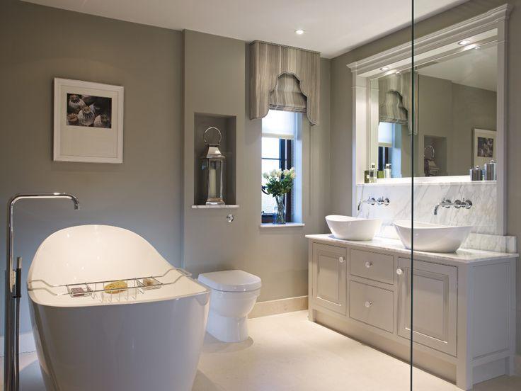 Bathroom design & made by The Secret Drawer