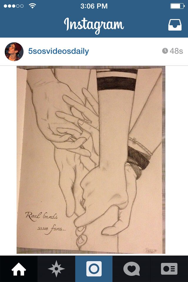 I am in love with this because it really happened to me. 5 Seconds of Summer saved me! And so I love them so much!!!