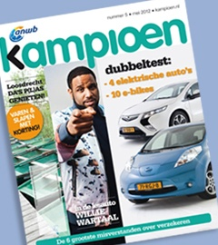 The Kampioen is the largest family magazine in the Netherlands, with a readership of over 4,8 million. Its articles provide reliable and practical information on recreation, tourism, traffic and transport: subjects that are of interest to a wide audience. Every month, Kampioen arouses the interest of its readers with its themes, opinion-forming articles and background information. Pull-out route maps and booklets with practical tips provide the readers with useful additional information.