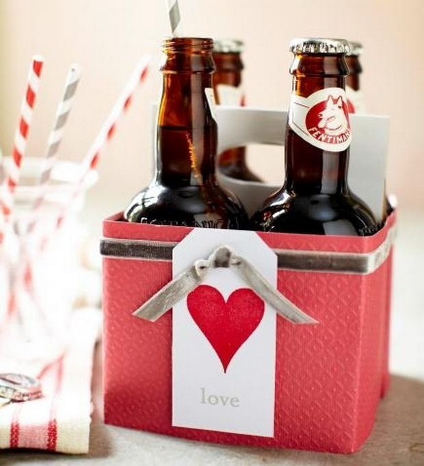 DIY Valentine Day Gifts For Him