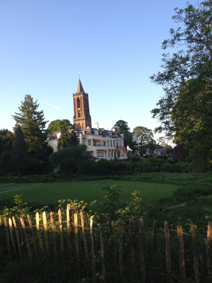 Andrieskerk, Oranjestein, Amerongen, Utrecht.