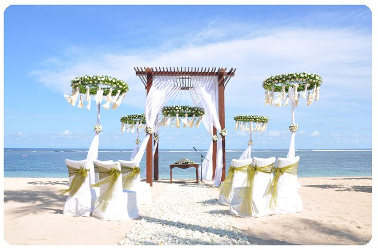 171 best ceremony images on pinterest marriage dream for Bali wedding decoration ideas