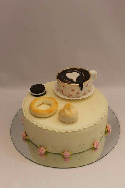 Torta Café,  pandebono,  pandeyuca 100 % Comestible.