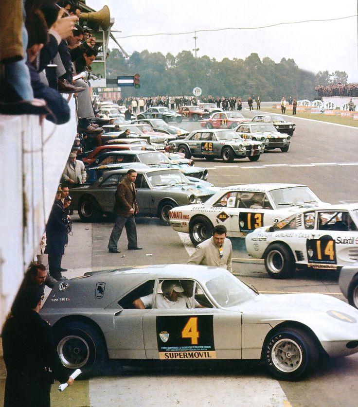 Impresionantes autos Argentinos