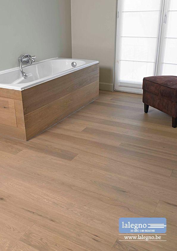 11 best Lalegno Bathroom Floors images on Pinterest Flooring - parkett in der küche