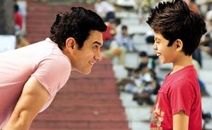 """""""Taare Zameen Par"""" star Darsheel Safary considers superstar Aamir Khan as his mentor in Bollywood and wishes to do more films with him in the future."""