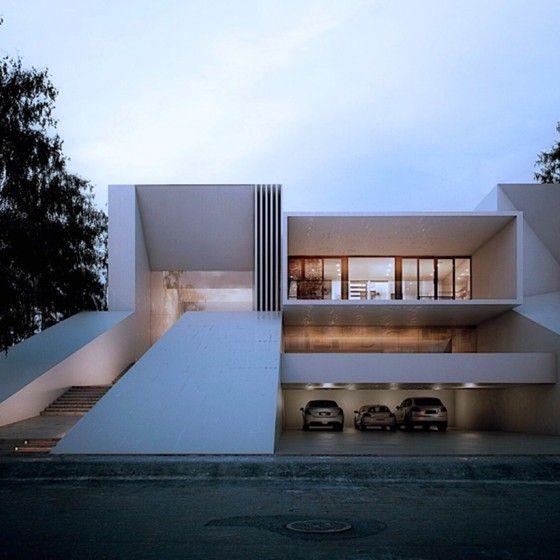Modern Architecture Villas 28 best façades villas images on pinterest | modern houses