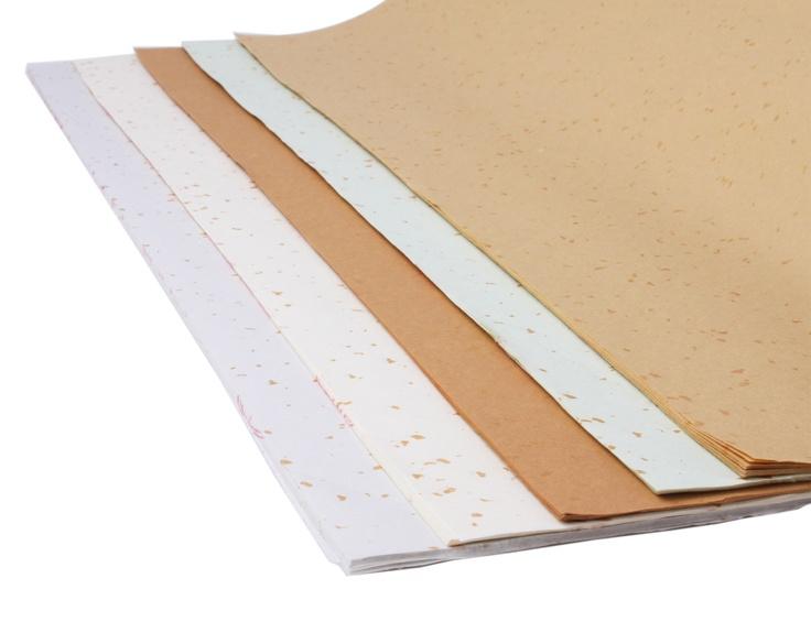 Golden Rain Assortment Set Of Decorative Shuen Paper 17