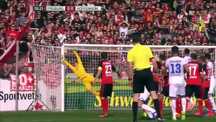 VIDEO SC Freiburg 1 - 1 Hoffenheim HIGHLIGHTS 11.03.2017   PPsoccer