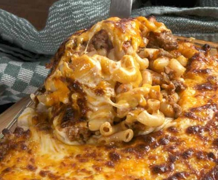 It's the famous Paula Deen Recipe and Wayne's Beef Mac and Cheese is legendary for all the right reasons. Watch the video tutorial while you're here.