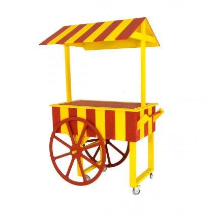 Cart 13 - Vintage Circus Food Cart