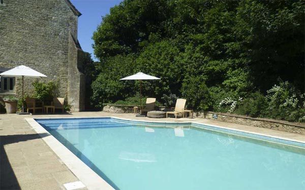 Calcot Manor - Britains Best Hotels with outdoor pools