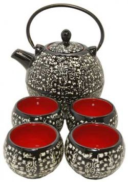 Ceremonial Tea Sets Japanese Style