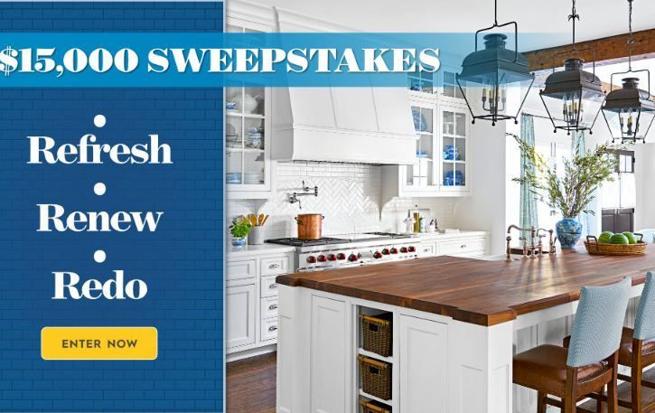 Better Homes And Gardens Sweepstakes >> Bhg 15k Sweepstakes Sweepstakes And Contests In 2019