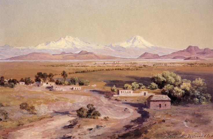 The Athenaeum - Valle de México desde el Tepeyac (José María Velasco - )