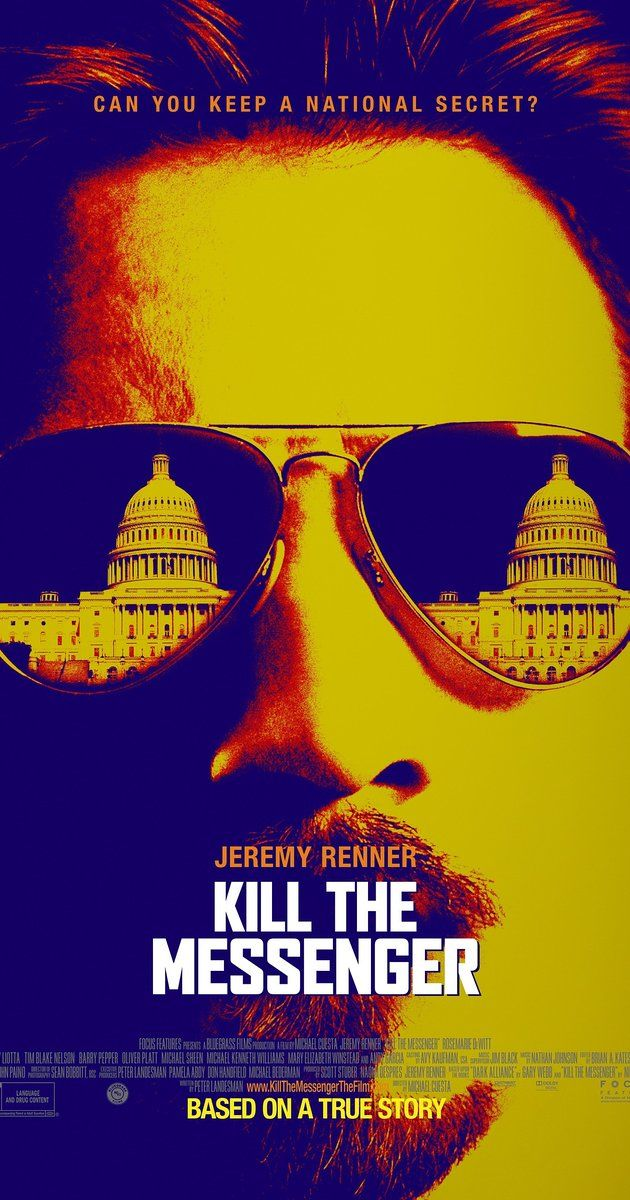 Directed by Michael Cuesta.  With Jeremy Renner, Robert Patrick, Jena Sims, Robert Pralgo. A reporter becomes the target of a vicious smear campaign that drives him to the point of suicide after he exposes the CIA's role in arming Contra rebels in Nicaragua and importing cocaine into California. Based on the true story of journalist Gary Webb.