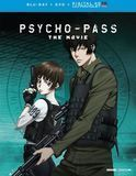 Psycho-Pass: The Movie [Includes Digital Copy] [UltraViolet] [Blu-ray/DVD] [2 Discs] [Eng/Jap] [2015]