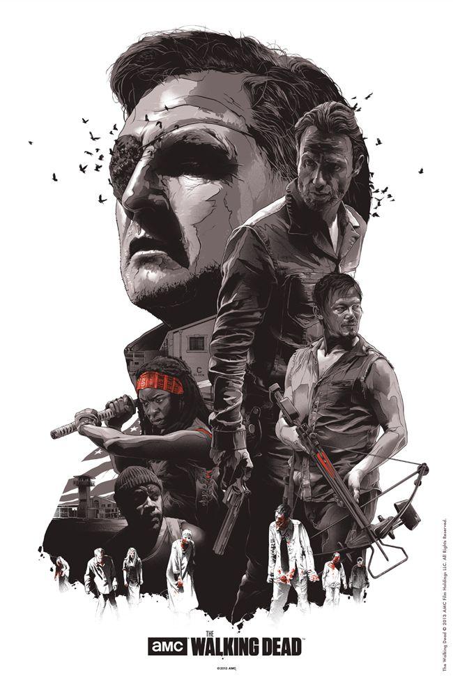 The Walking Dead - Gabz