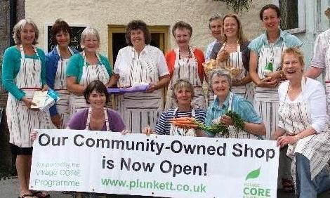 Community Shops - The Plunkett Foundation