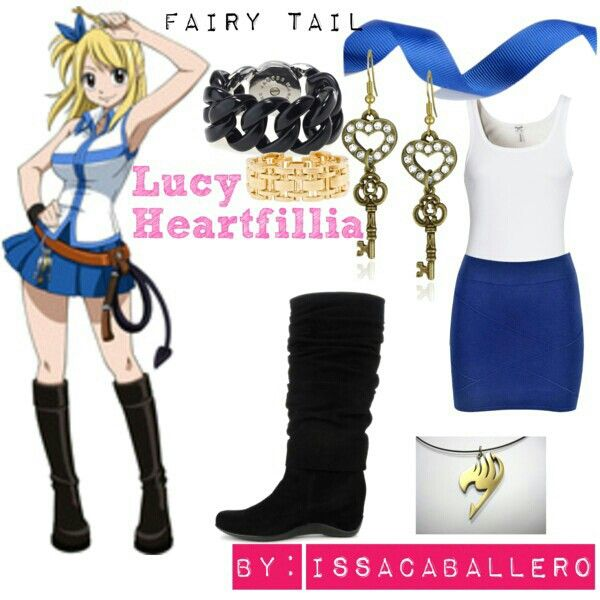 Casual Cosplay - Lucy Heratfillia