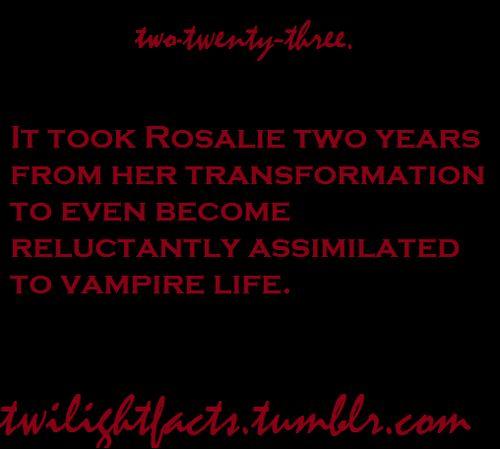 Twilight Facts