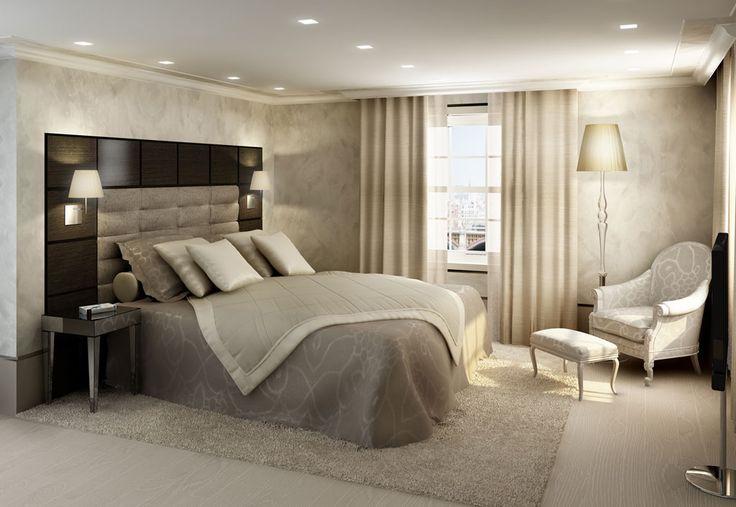 tende camera da letto stile moderno - Cerca con Google