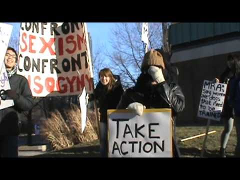 Sorted Videos : This is what feminism looks like at University of ...